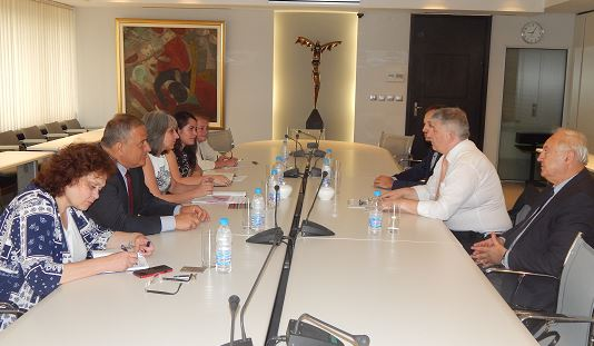 Initiatives for the Bulgarian Presidency of the Council of the EU under discussion at the BIA