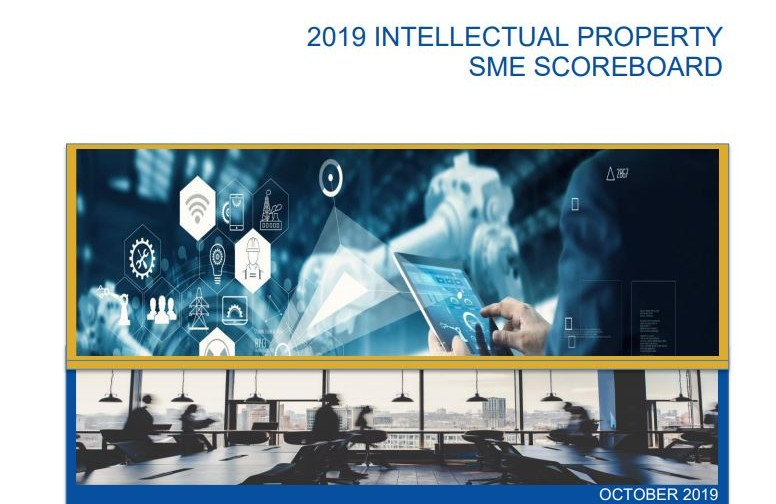 2019 EUIPO Intellectual Property SME Scoreboard