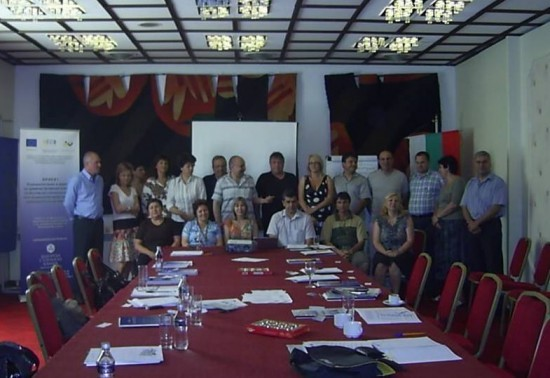 Workshops and meetings on the project of BIA on ACOP (2009)