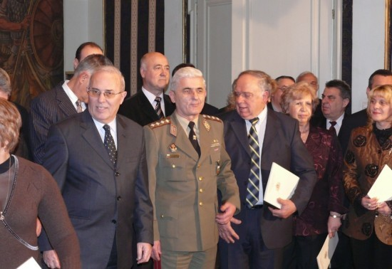 BIA honors from the Ministry of Defense