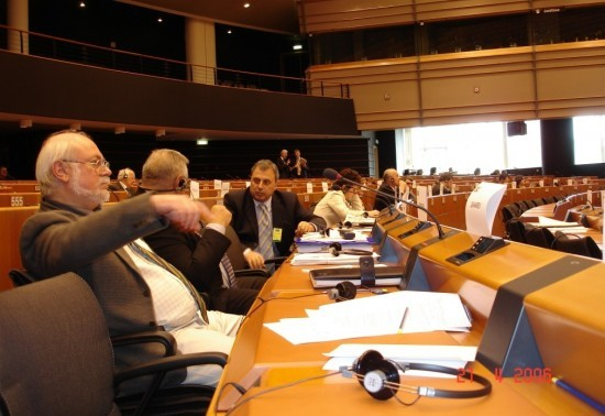 Plenary Session of the European Economic and Social Committee