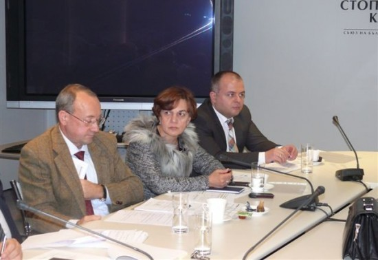 A meeting of AOBE for announcing the priorities in 2012