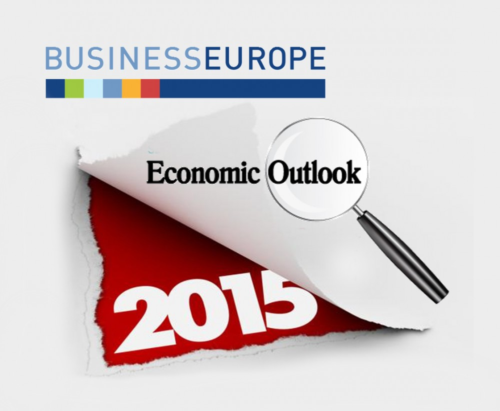 -	BUSINESSEUROPE presents Economic Outlook at EU Tripartite Social Summit