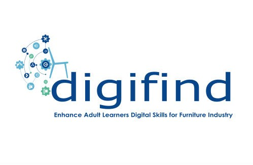 Enhance Adult Learners Digital Skills for Furniture Industry – DigiFInd